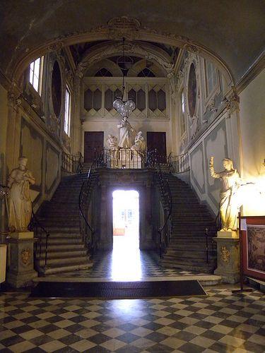 Ospedale di San Giovanni di Dio - Androne - Borgo Ognissanti - Firenze