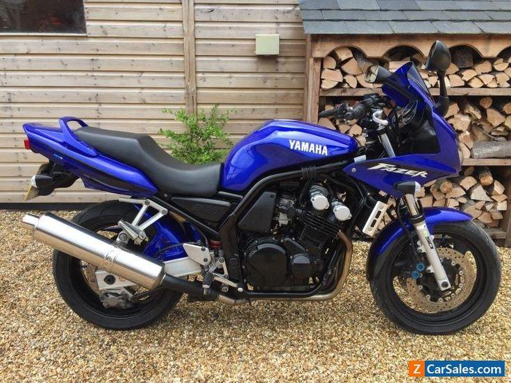 Yamaha FZS 600cc Fazer (2002) #yamaha #fz6 #forsale #unitedkingdom