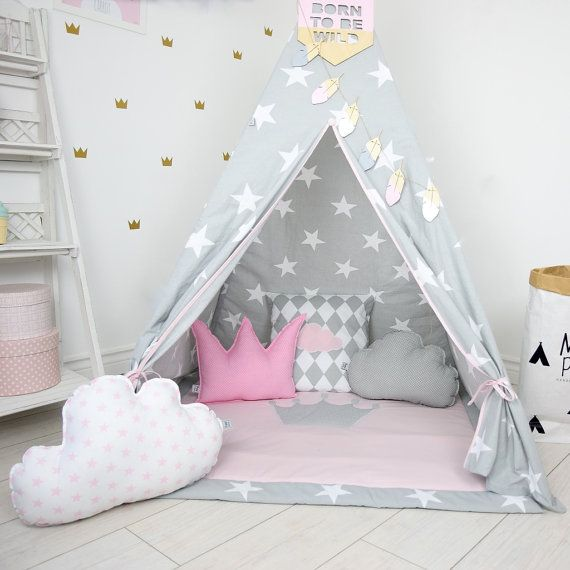 1000 ideas about play tents on pinterest diy tent kids. Black Bedroom Furniture Sets. Home Design Ideas