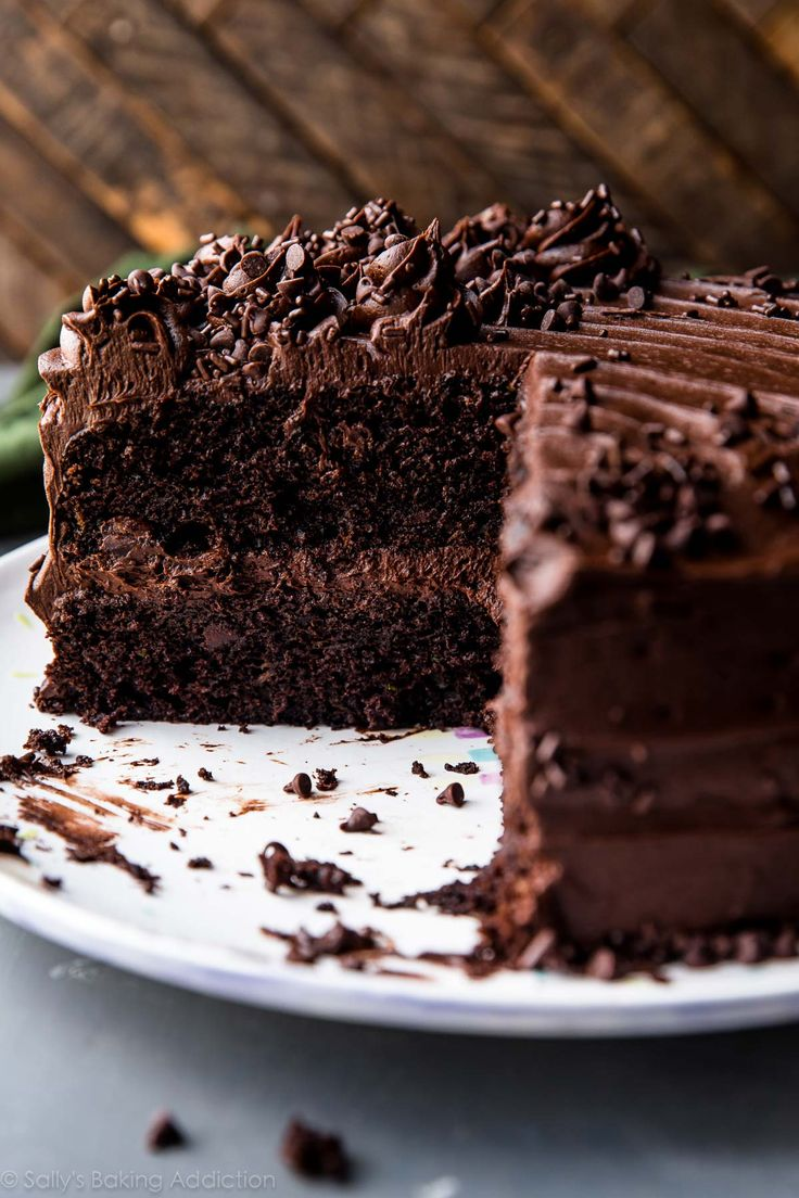 Chocolate Zucchini Cake Recipe Best
