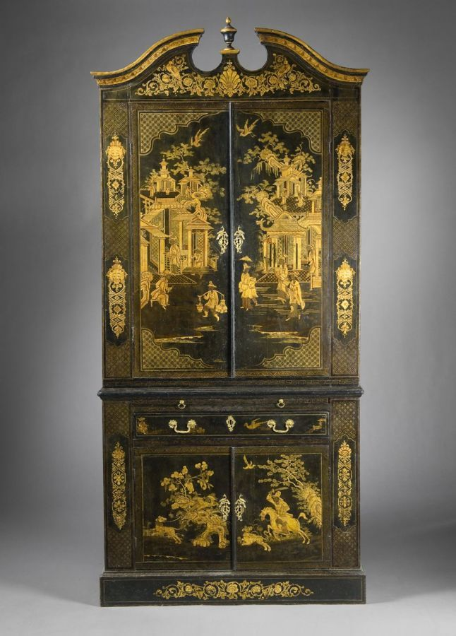 By Giles Grendey 1700s English · ChinoiserieAntique FurniturePagoda ... - 138 Best Chinoiserie Images On Pinterest Chinoiserie