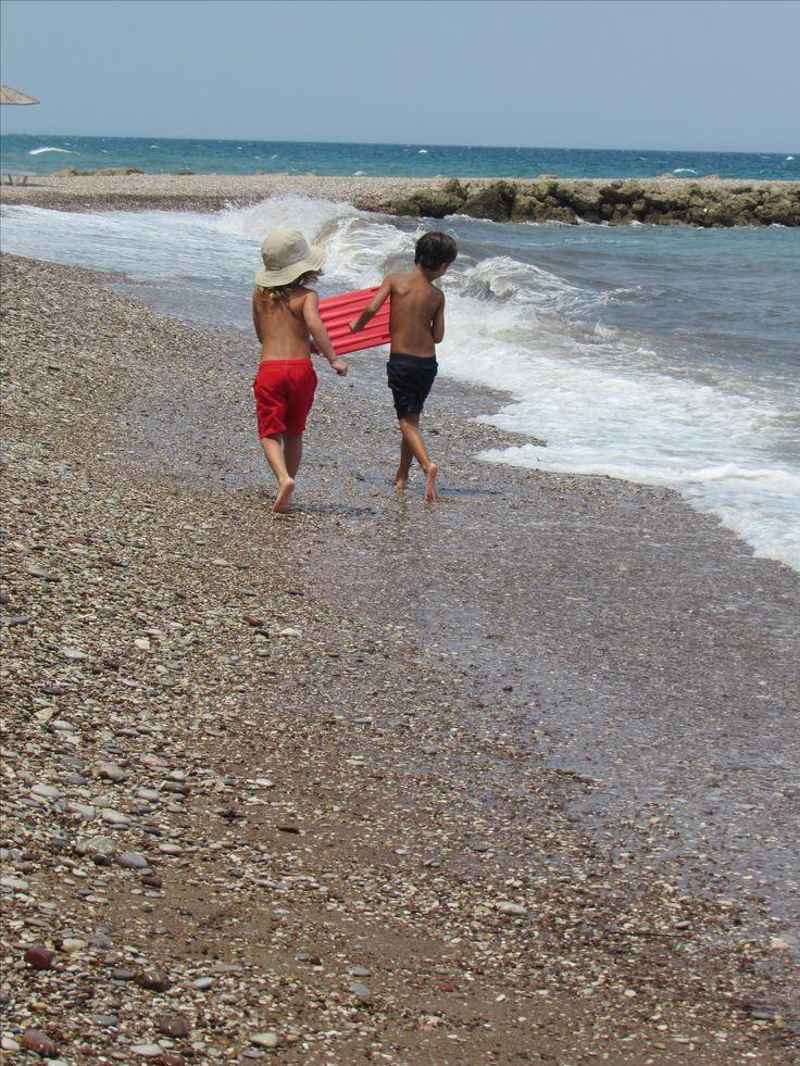 Niforeika Beach, Niforeika Patras