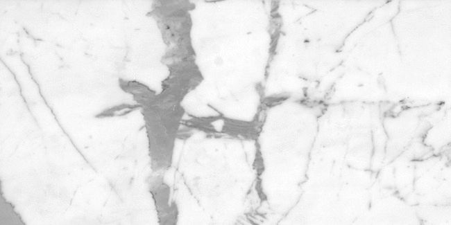 Colour: Carrara Arabescato Finish: Honed White back ground with medium to heavy dark grey veining.