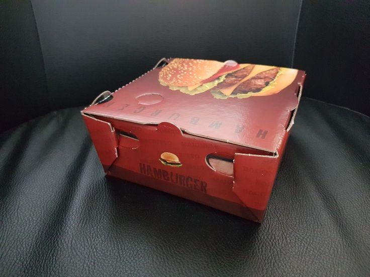 #HamPot Solo da noi trovi i contenitori per Hamburger con rivestimento in alluminio laminato ideale per i tuoi panini caldi e per manterli sempre a temperatura ideale. Non assorbe liquidi.