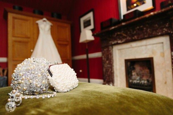 wedding dress Wedding One Devonshire Gardens, Glasgow by Struve Photography