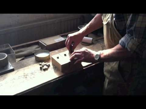 How the BIRD by Kristian Vedel is made – Traditional Danish woodturning by Architectmade.