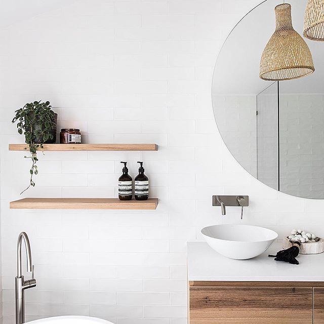 Wyndora Ave Bathroom We Are Loving The Custom Built Luxurious
