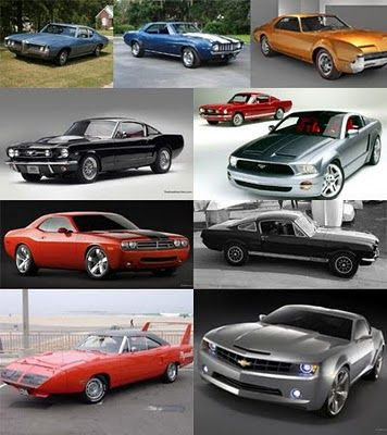 American Muscle Cars | Collection American Muscles Car 1