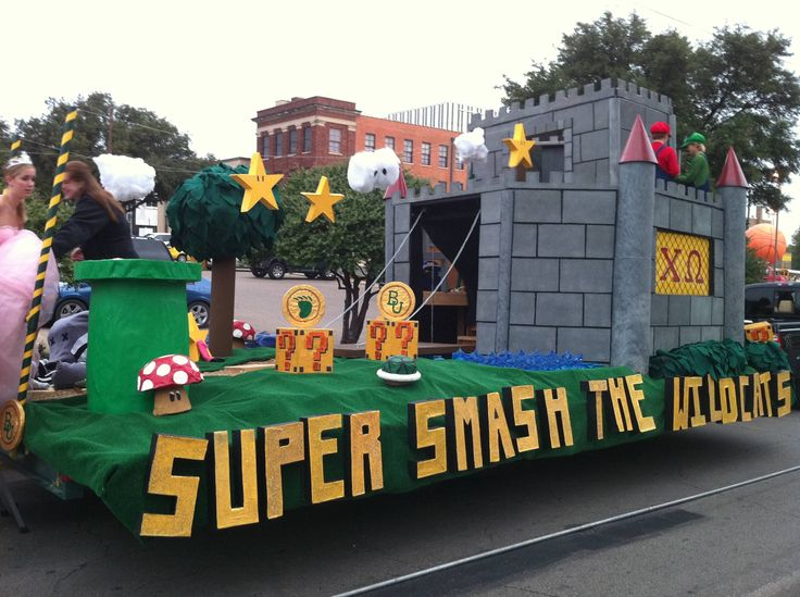 doctors homecoming float - Google Search