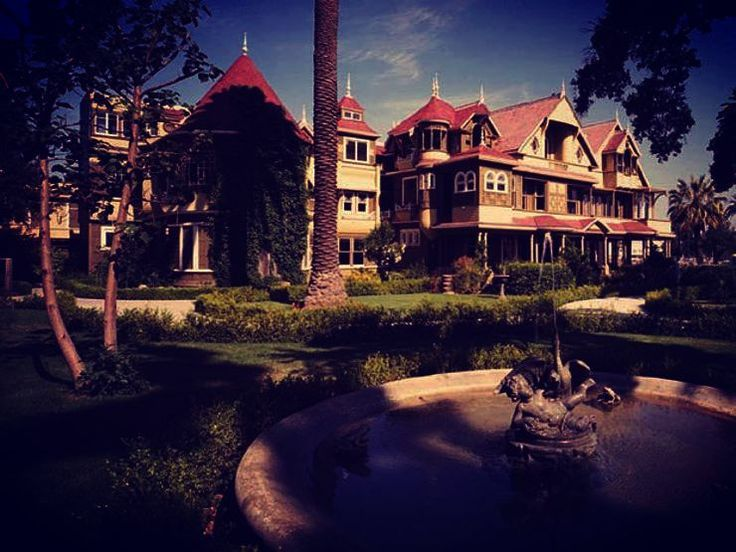 The Winchester Mystery house has one of the weirdest designs ever. It's alleged that the wife of the inventor of the Winchester rifle was terrorized by spirits who it killed & the house was designed with stairways that led to nowhere to ward off ghosts. I think our next video should feature it....  #winchester #rifle #guns #winchesterhouse #mystery #widow #hauntedhouse #hauntedmansion #staircase #spooky #creepy #ghost #spirit #demon #angel #hauntings #sanjose #california #usa #westcoast…
