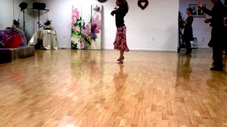 Argentine Tango Exercises to the Music  www.tangonation.com 2/27/2013