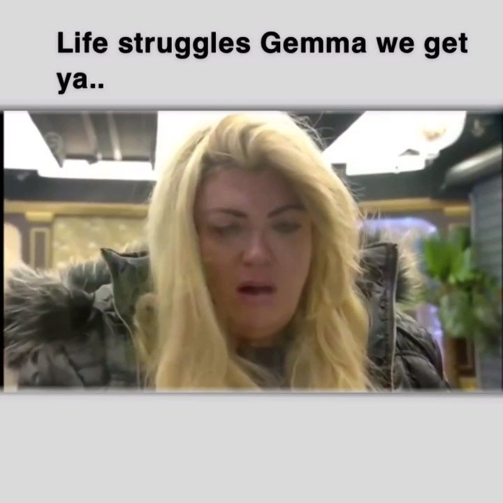Gemmacollins Gemmacollinsmemes Relatable Daily Lifestruggles Funnymemes Gcstyle Relatable Gemma Collins Funny Memes