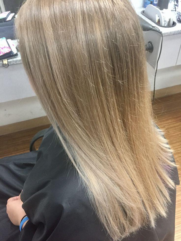 зависимости частое мелирование на русые волосы фото серого цвета начинаем