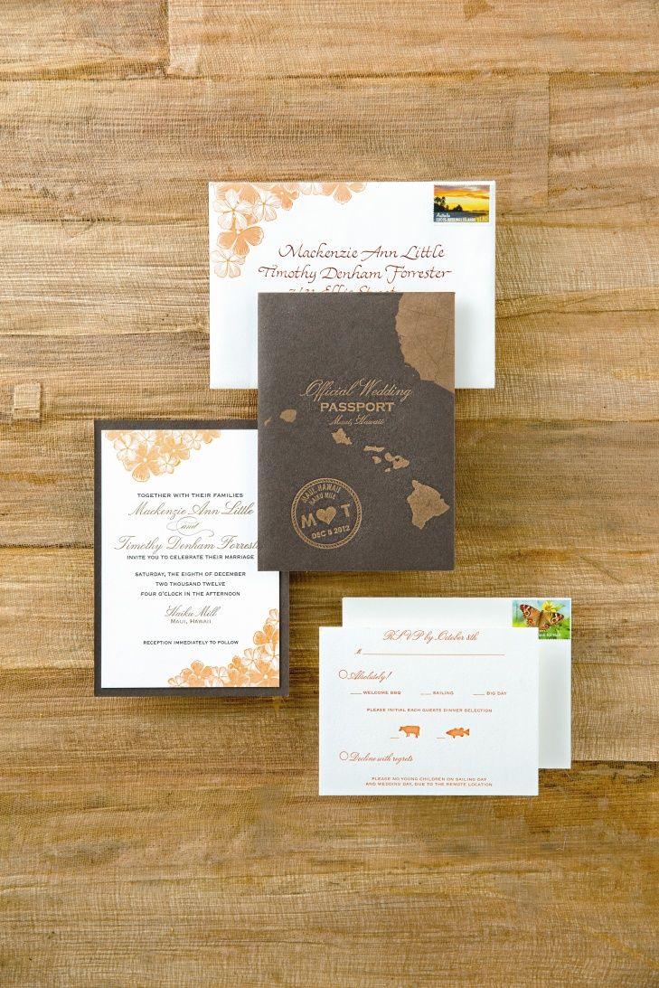 passport wedding invitation for travel freak 36