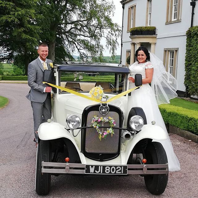 Instagram With Images Wedding Car Wedding Car Hire Vintage Car Wedding