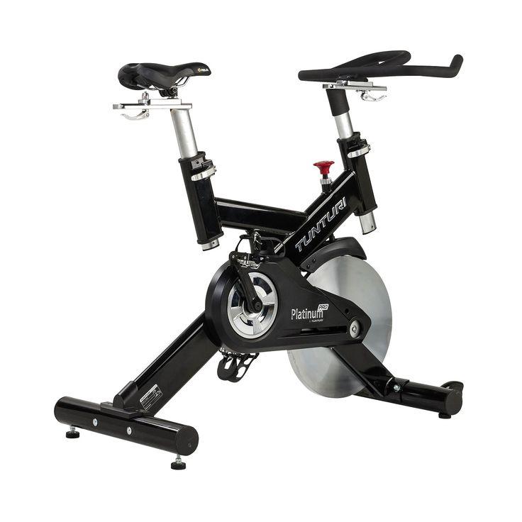 Tunturi Platinum Pro Sprinter Bike  Description: Met de Platinum PRO Sprinter Bike kunt u fietsen sprinten en klimmen als een echte wielrenner. Fietsen is fitness en bij deze PRO Sprinter wel zeer eenvoudig. U heeft eigenlijk geen monitor nodig (de afgebeelde monitor is optioneel). Met deze sprinter-fiets traint u voor de absolute topprestaties. U blijf fit en traint uw uithoudingsvermogen optimaal. Dankzij het degelijke ergonomische ontwerp en het fraaie design gaat u genieten van…