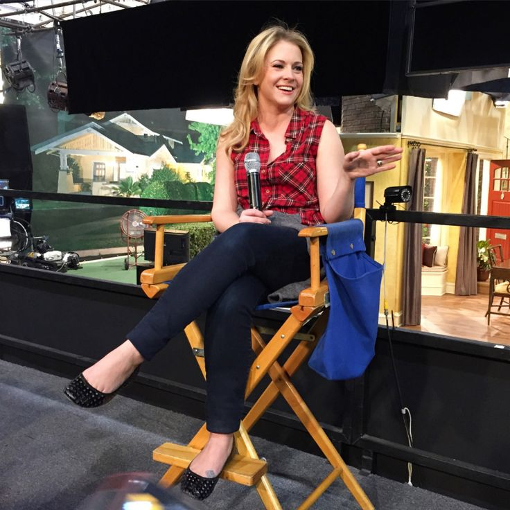Chatting With Melissa Joan Hart About Melissa & Joey! #ABCFamilyEvent — The Queen of Swag!