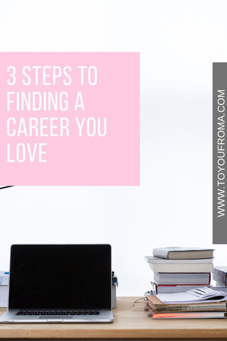 3 Steps To Finding A Career You Love Girlboss Career Advice To