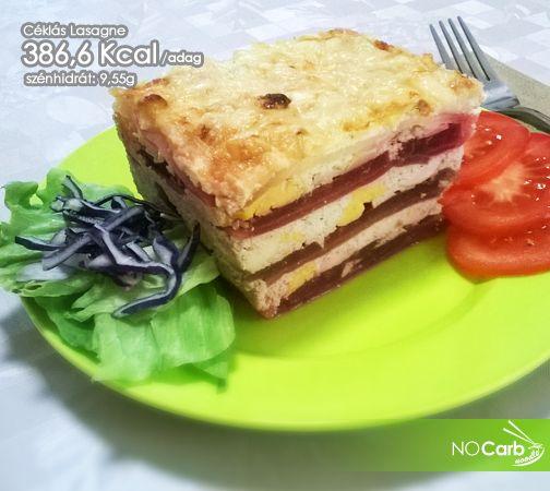 Céklás Lasagne | Klikk a képre a receptért!