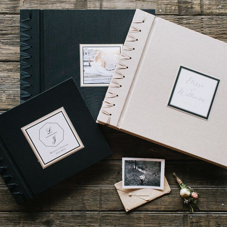 Photo Album Details Our custom Photo Album is personalized with a…