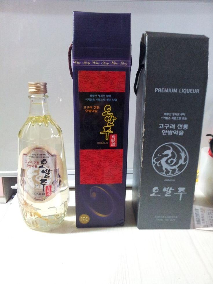 korea soju