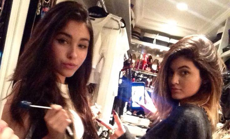 Madison Beet Kylie Jenner Purple Palette