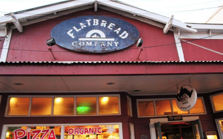 Flatbread Pizza Company- vegan options