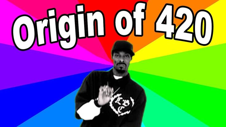 What is the meaning of 420? The history and origin of the 4:20 term and ...
