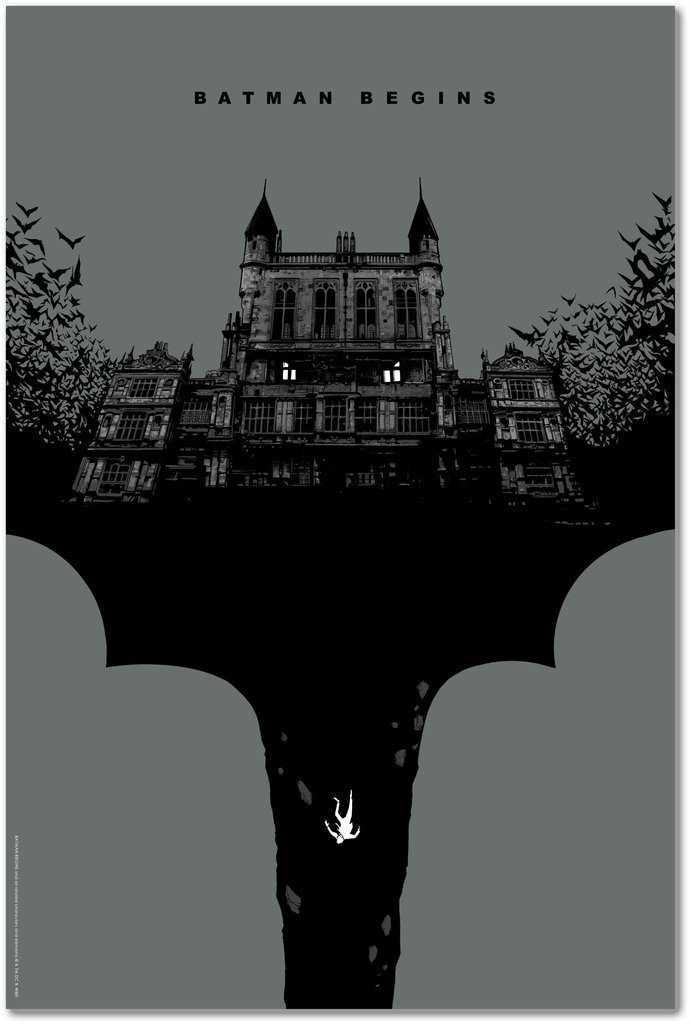 Batman Begins (2005) HD Wallpaper From Gallsource.com