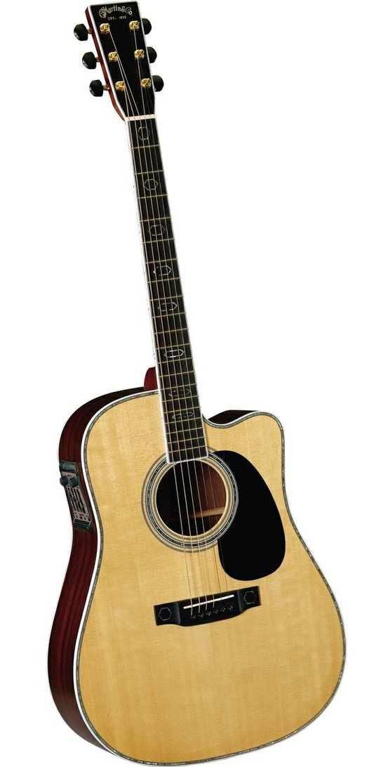 Martin DC Aura Purchased In New York City Appropriately Since That Is The Birthplace Of Guitars Hopefully This One Will Not Be Taken From Me