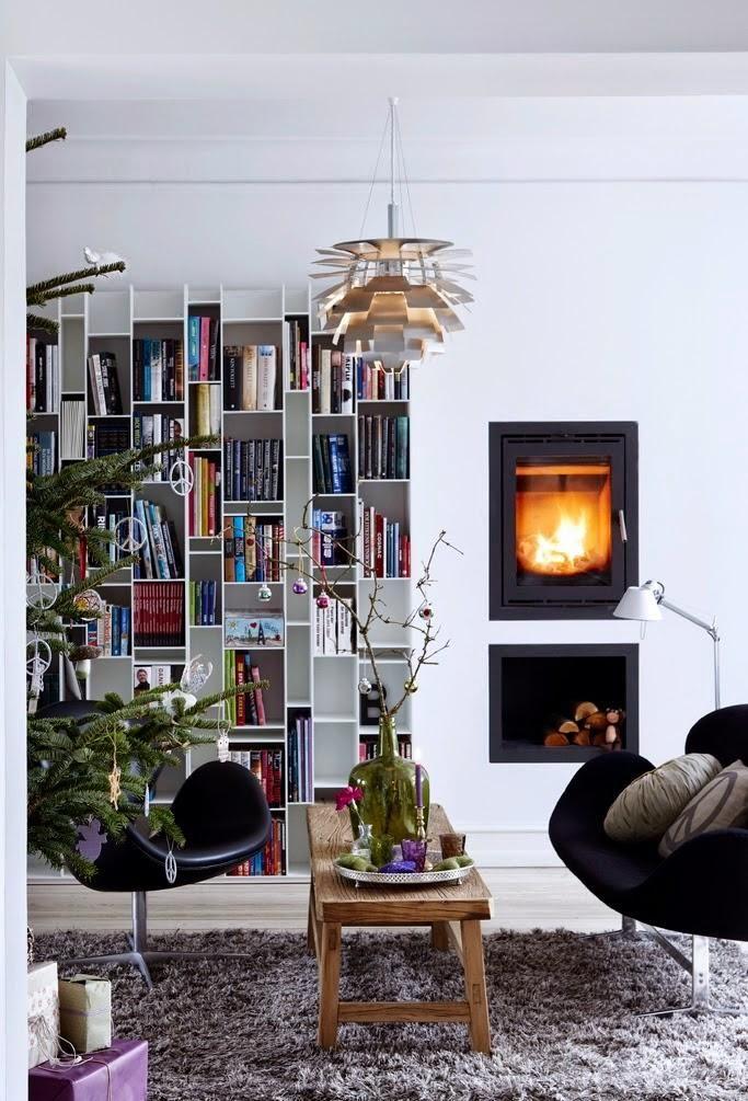 Navidad Púrpura | Decorar tu casa es facilisimo.com