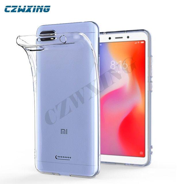 For Xiaomi Redmi 6a Case Redmi 6a Case Soft Silicone Back Cover Phone Case For Xiaomi Redmi 6a Redmi 6 A Redmi6a Redmi6 Revie Phone Case Cover Phone Cases Case