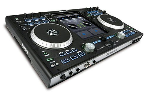 Numark Idj Pro Professional Dj Controller For Ipad, 2015 Amazon Top Rated DJ Controllers #MusicalInstruments