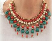 Unique BohemianEthnic&Vintage Jewelries by by handmadebyinali