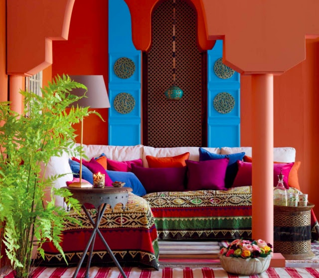 DECORATING BOHEMIAN On Pinterest Bohemian Style Bohemian Decor And