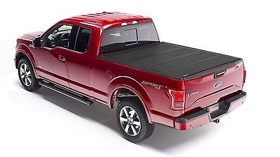 BAK Industries 48329 BAKFlip MX4 Hard Folding Truck Bed Cover Fits 15-17 F-150