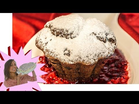 Muffin con Farina di Canapa e Cacao - YouTube