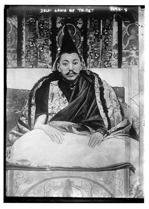 13th Dalai Lama.