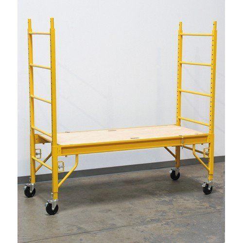 Heavy Duty Portable Scaffold Special  http://www.handtoolskit.com/heavy-duty-portable-scaffold-special/