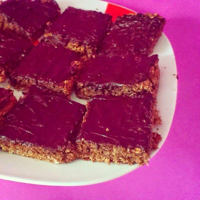 Fitness recepty : Zdravý perníkový koláč