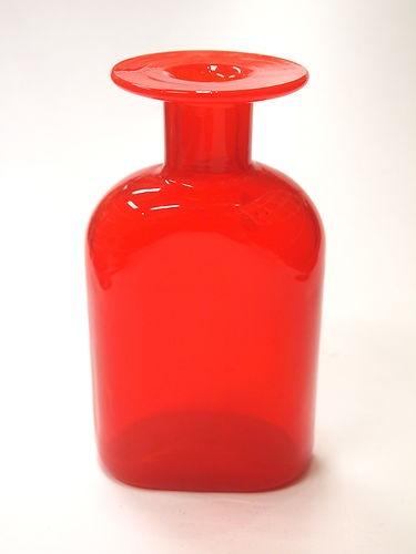 Kaj Franck Art Rosso Bottle Nuutajarvi Arabia Finland 1976 | eBay