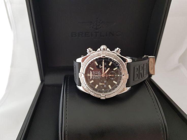 Продам мужские часы Breitling Chronomat Blackbird Automatic A44359 в Киеве!  http://goldclub.in.ua/item/breitling-chronomat-blackbird-automatic-a44359_3017.html
