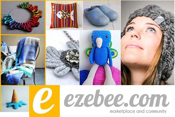 ezebee - Buy and sell worldwide - handmade, vintage and unique products and services