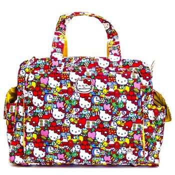 The new Hello Kitty x Ju Ju Be collection is incredible.  http://blog.alongcamebaby.ca/2014/09/hello-kitty-x-ju-ju-be/