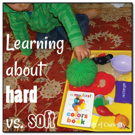 Learning about hard vs. soft