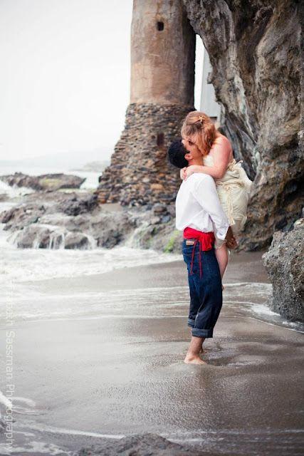 ariel engagement photoshoot? yup!