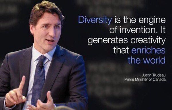 Justin Trudeau.. I wish America could have a leader like him