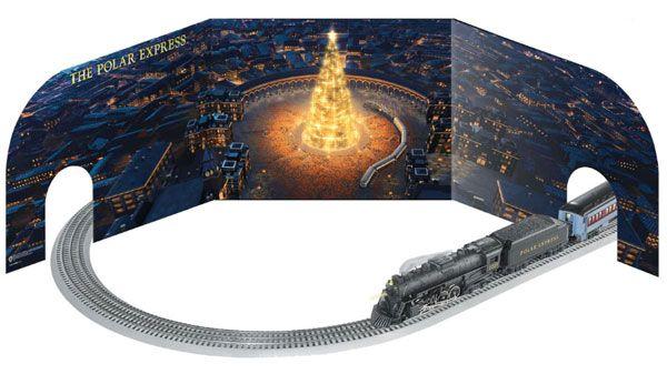 Amazon.com: Lionel Trains Polar Express Train Set - O Gauge: Toys & Games