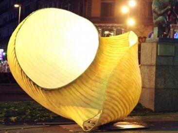 Els galets gegants, al carrer - El web de Nadal de la ciutat de Barcelona -
