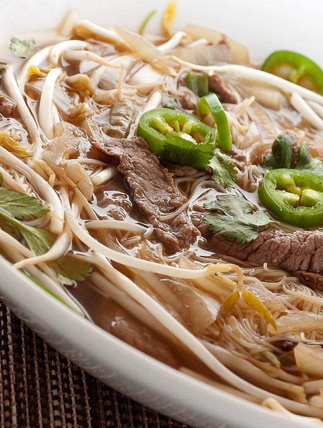 Beef Noodle Soup | Soups/Chili/Chowders/Stews | Pinterest